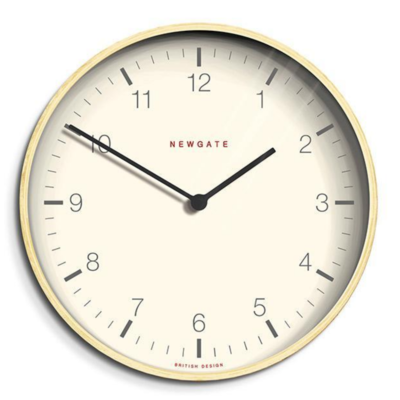 Newgate Mr Clarke Large Wall Clock