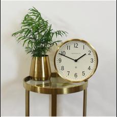 Newgate Clock Master Edwards Radial Brass