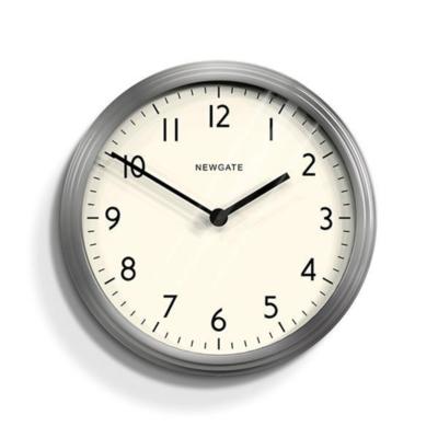 Newgate Clock Spy Burnished Steel