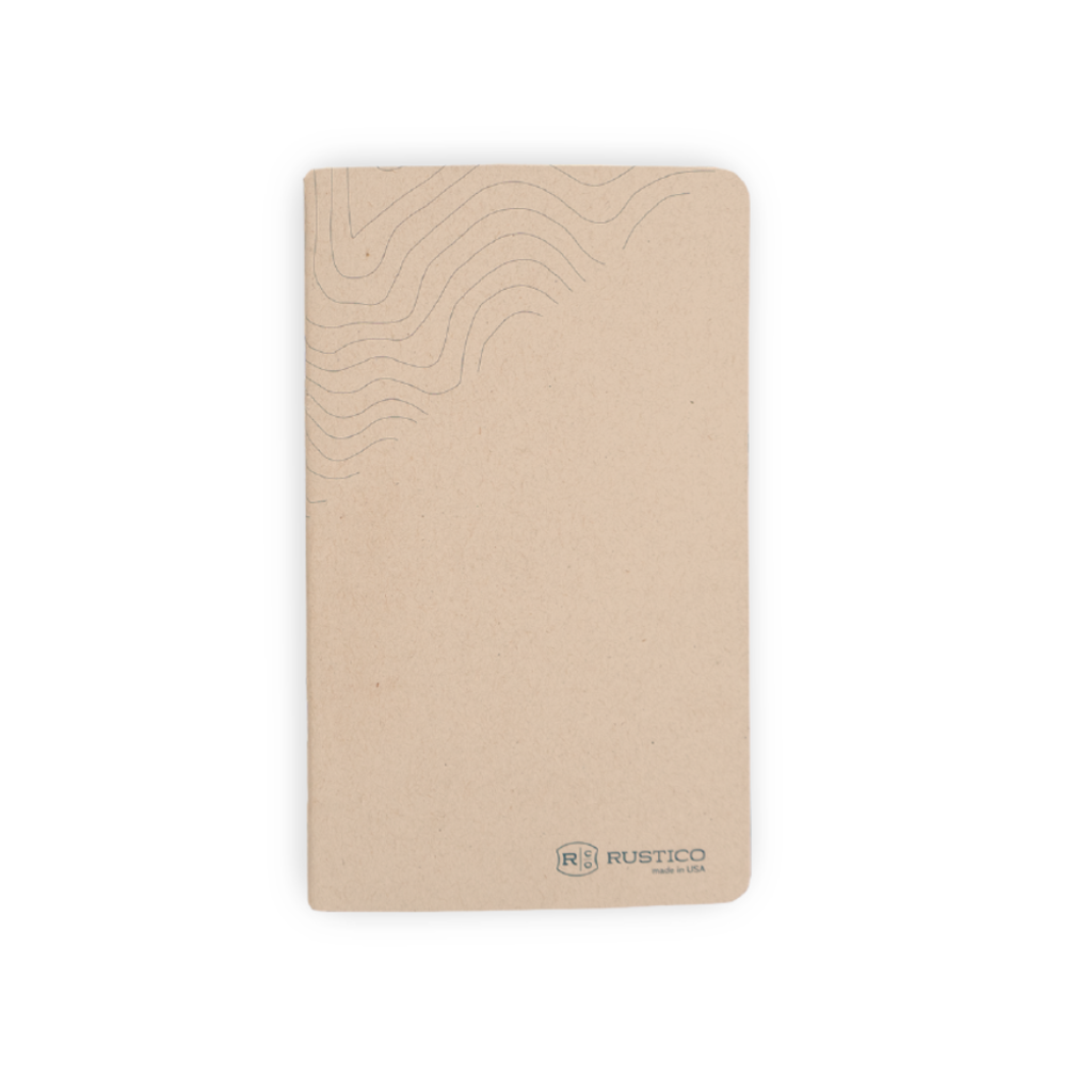 Rustico Expedition Notebook Refill