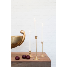 Antique Metal Candlestick