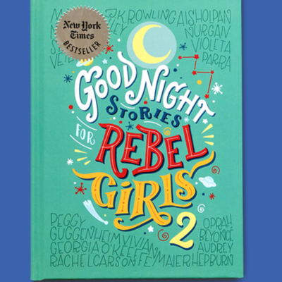 Slate Goodnight Stories Rebel Girls - VOL 2