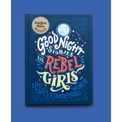 Slate Goodnight Stories Rebel Girls