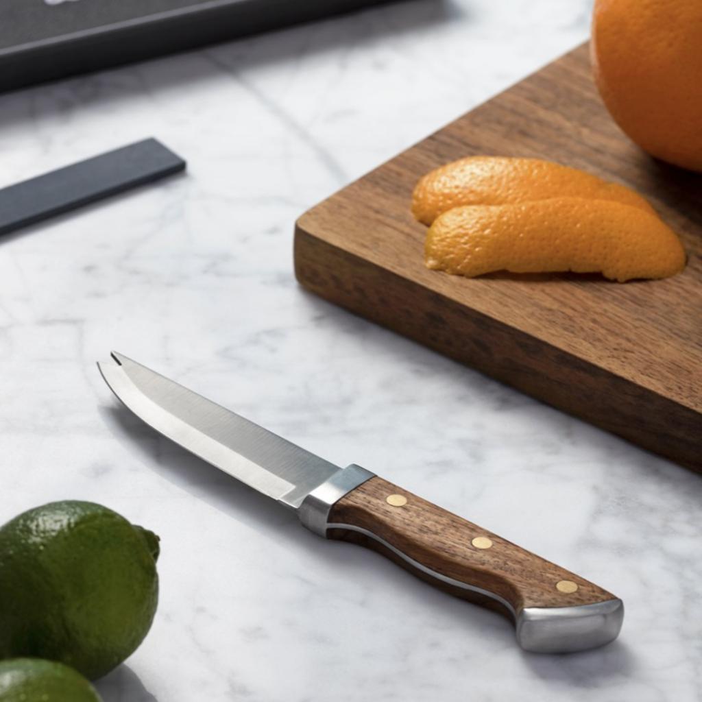 Slate Bartender's Knife