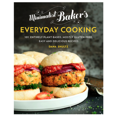 Minimalist Baker Everyday Cookbook