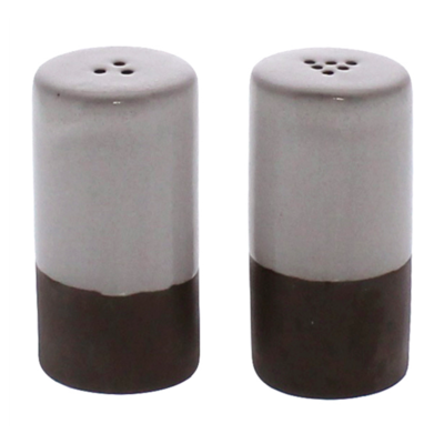 Slate Salt and Pepper Shakers Pair