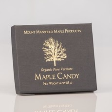 Mount Mansfield Maple Products Organic Pure Maple Sugar Candy