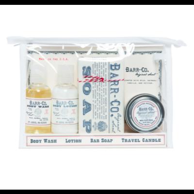Barr Co Travel/Gift Set Original