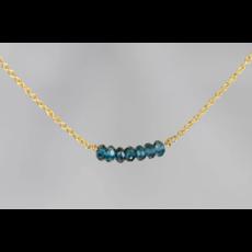 B.U. Rondelle Necklace