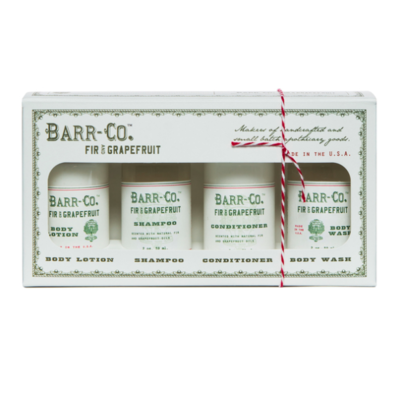 Barr Co Bath and Body Gift Set