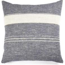 "Libeco Libeco North Sea Stripe 25"" Pillow"