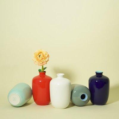 Plum Vase