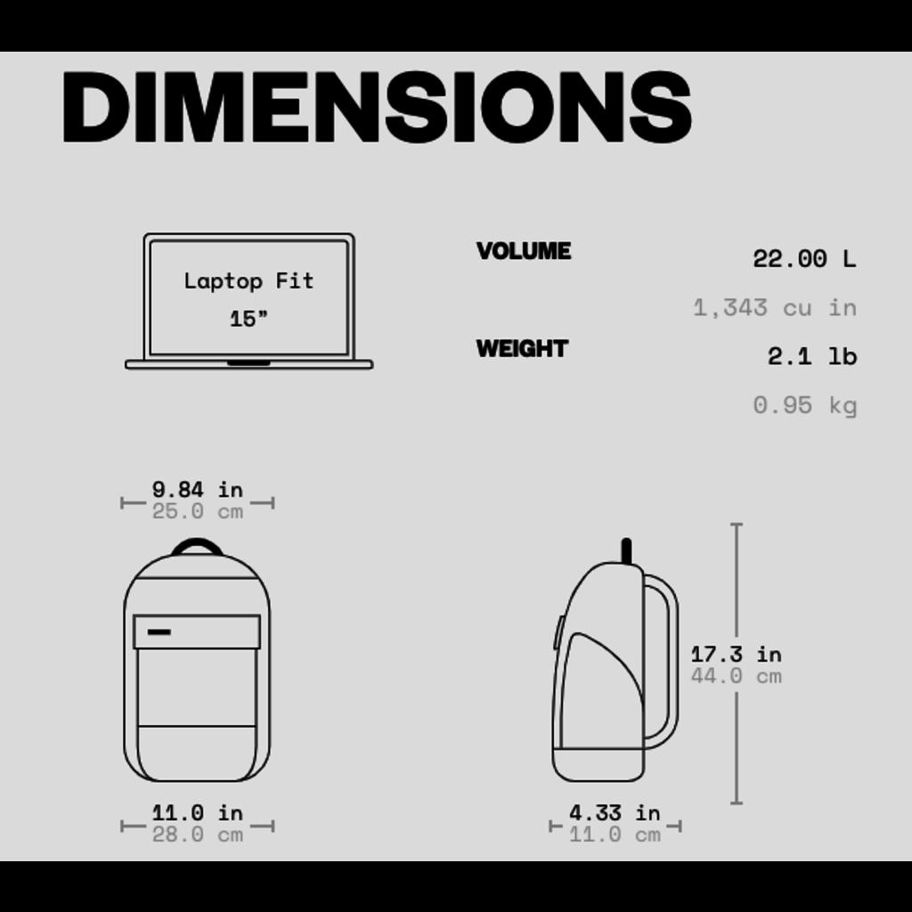 Timbuk2 Timbuk2 Division Pack