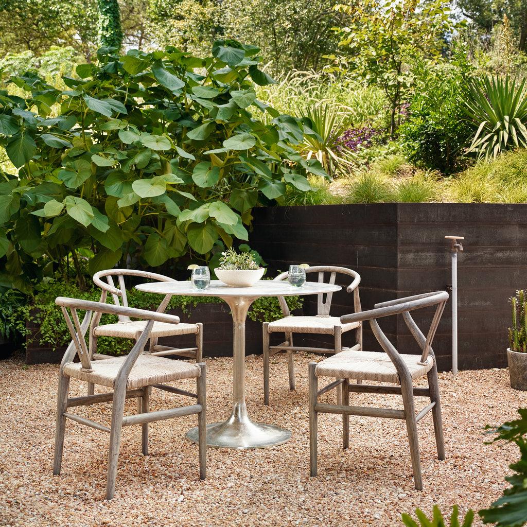 Indoor/Outdoor Teak Dining Chair