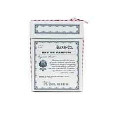 Barr Co Original Scent Perfume