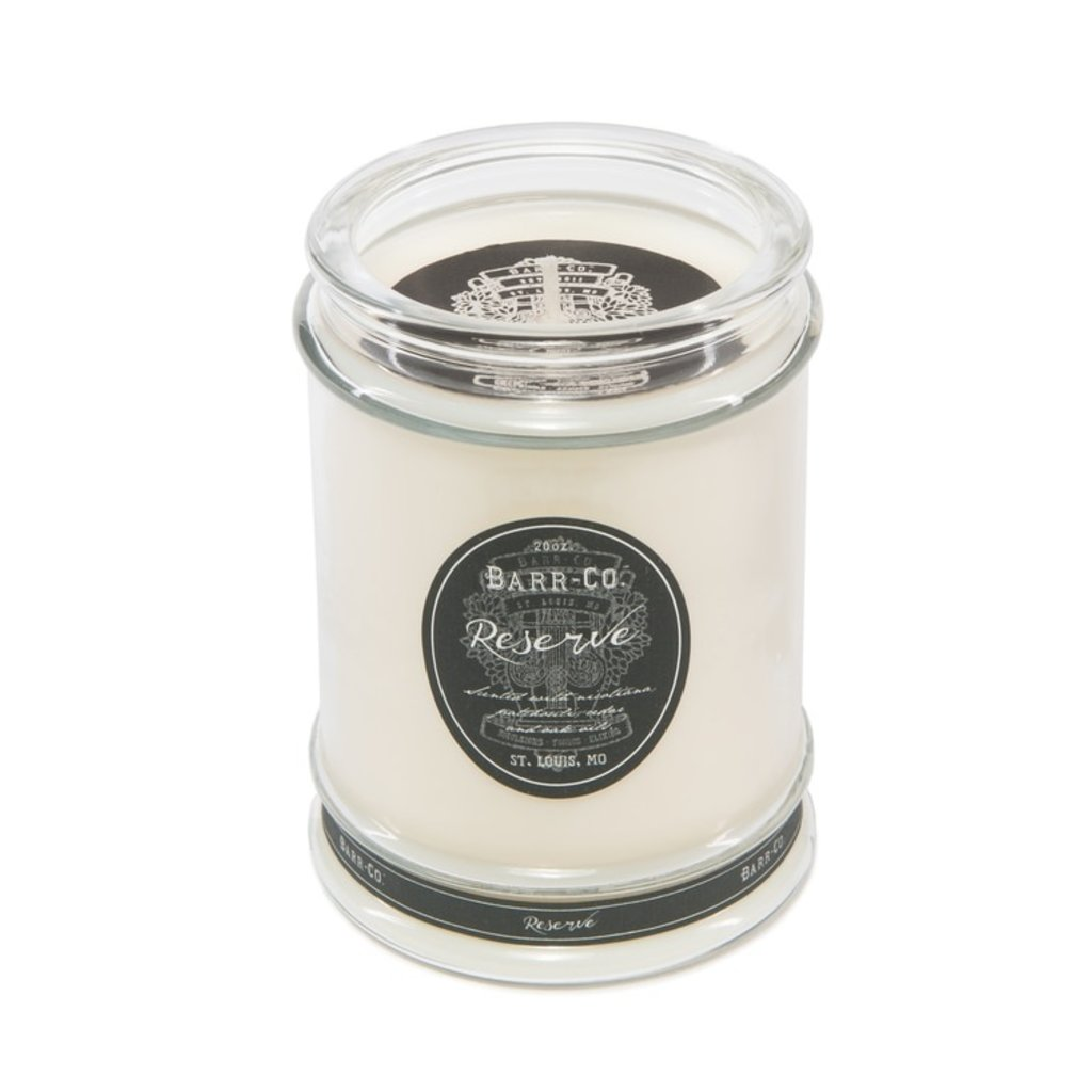 BARR CO Glass Tumbler Candle