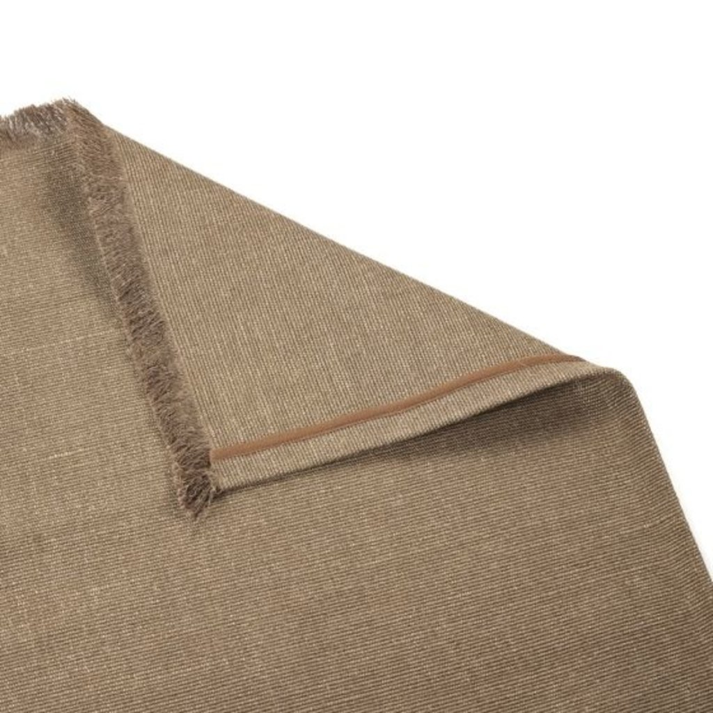 Libeco Cambridge Taupe Linen Runner