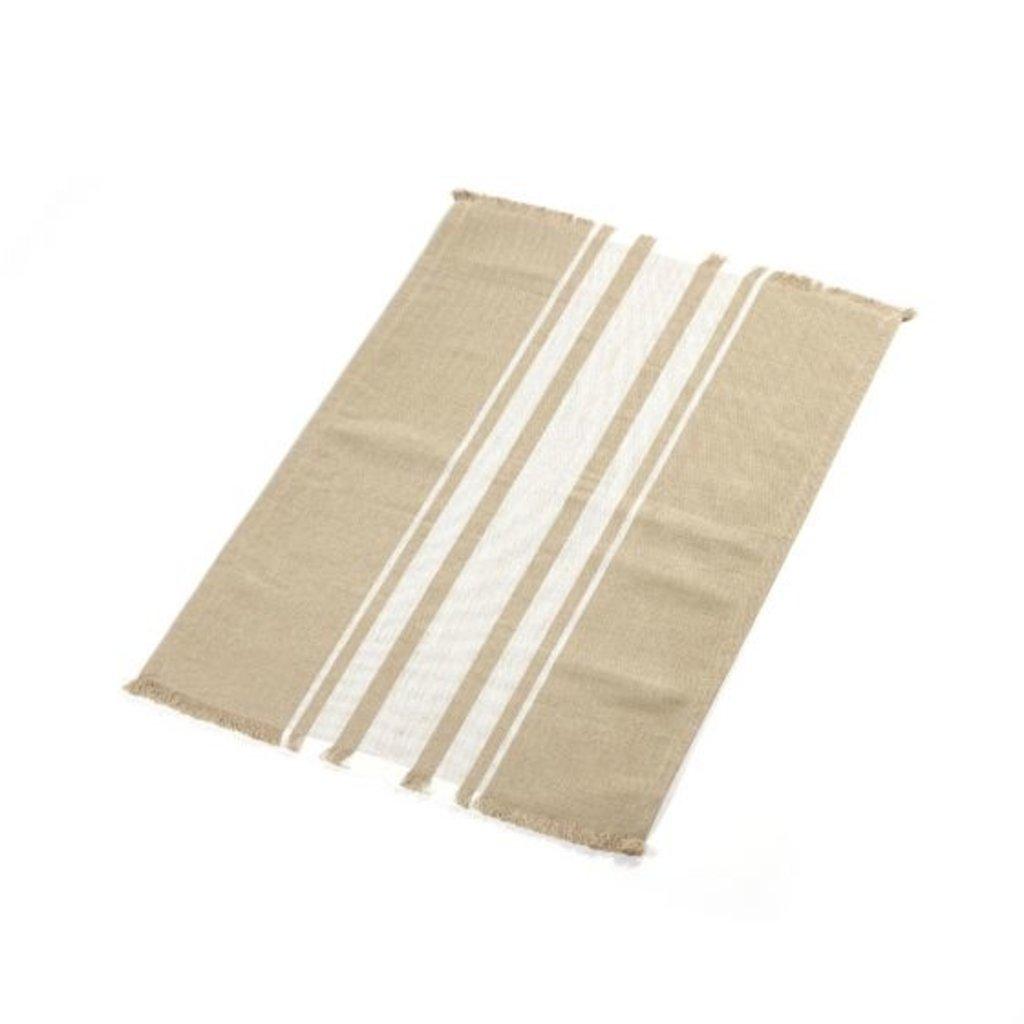 Libeco Tanzania Linen Stripe Rug