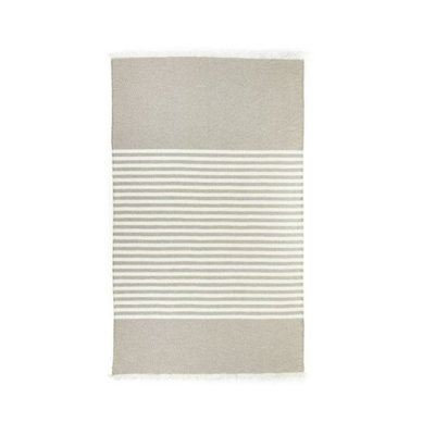 Libeco Camille Stripe Throw