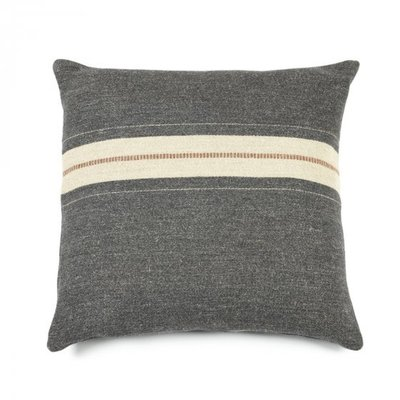 Libeco Luc Stripe Pillow 25x25""