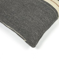 "Libeco Luc Stripe Pillow 25x25"""