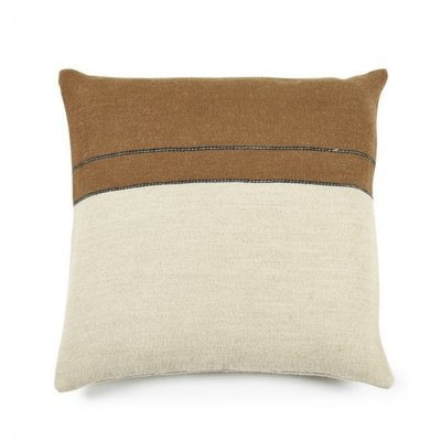 "Libeco Gus Stripe 25"" Pillow"