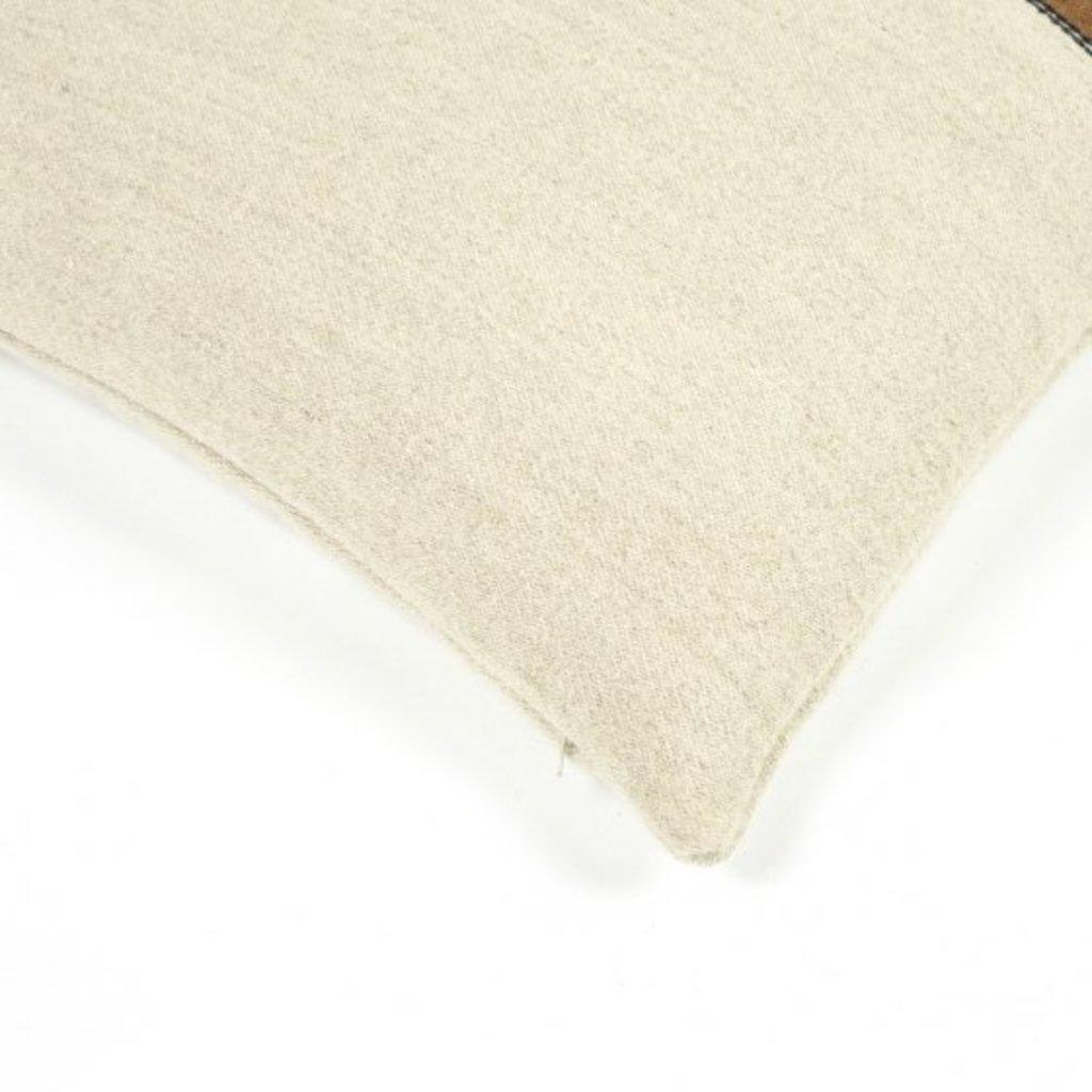 "Libeco Gus Stripe 25"" Pillow"