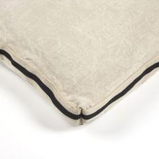 "Libeco James Linen Pillow 20x20"""