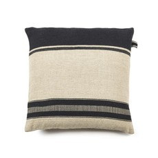 Libeco Marshall Multi Stripe Pillow 25x25""