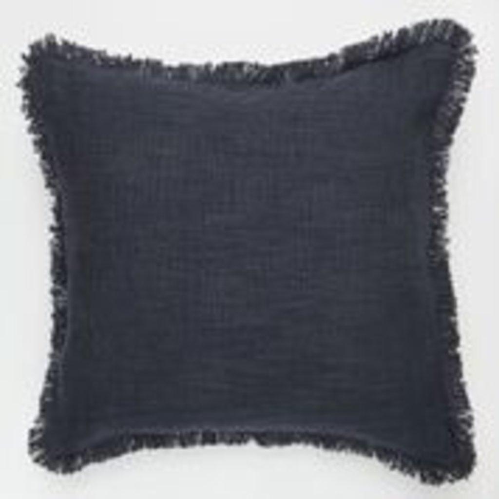 "Cloth & Co. Khadi 22"" Pillow"
