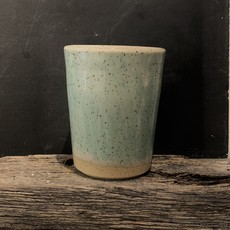 Doghouse Pottery Doghouse Pottery Blue Glaze Tumbler