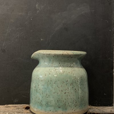 Doghouse Pottery Doghouse Pottery Blue Glaze Pourer