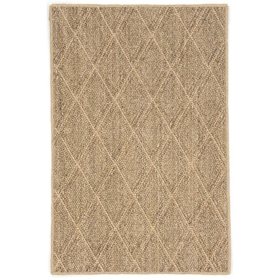 Dash & Albert Diamond Woven Sisal Rug