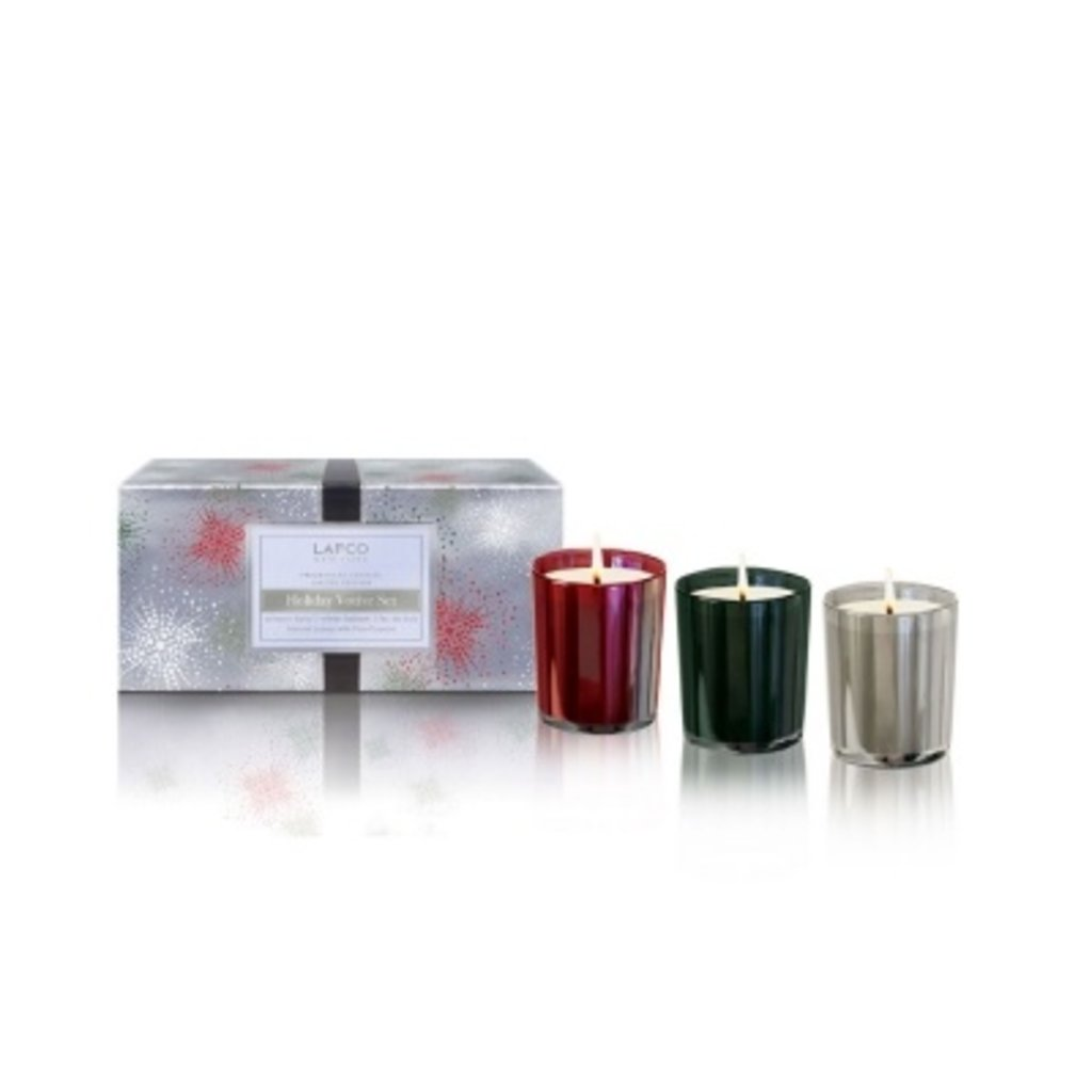 Lafco Holiday Votive Trio