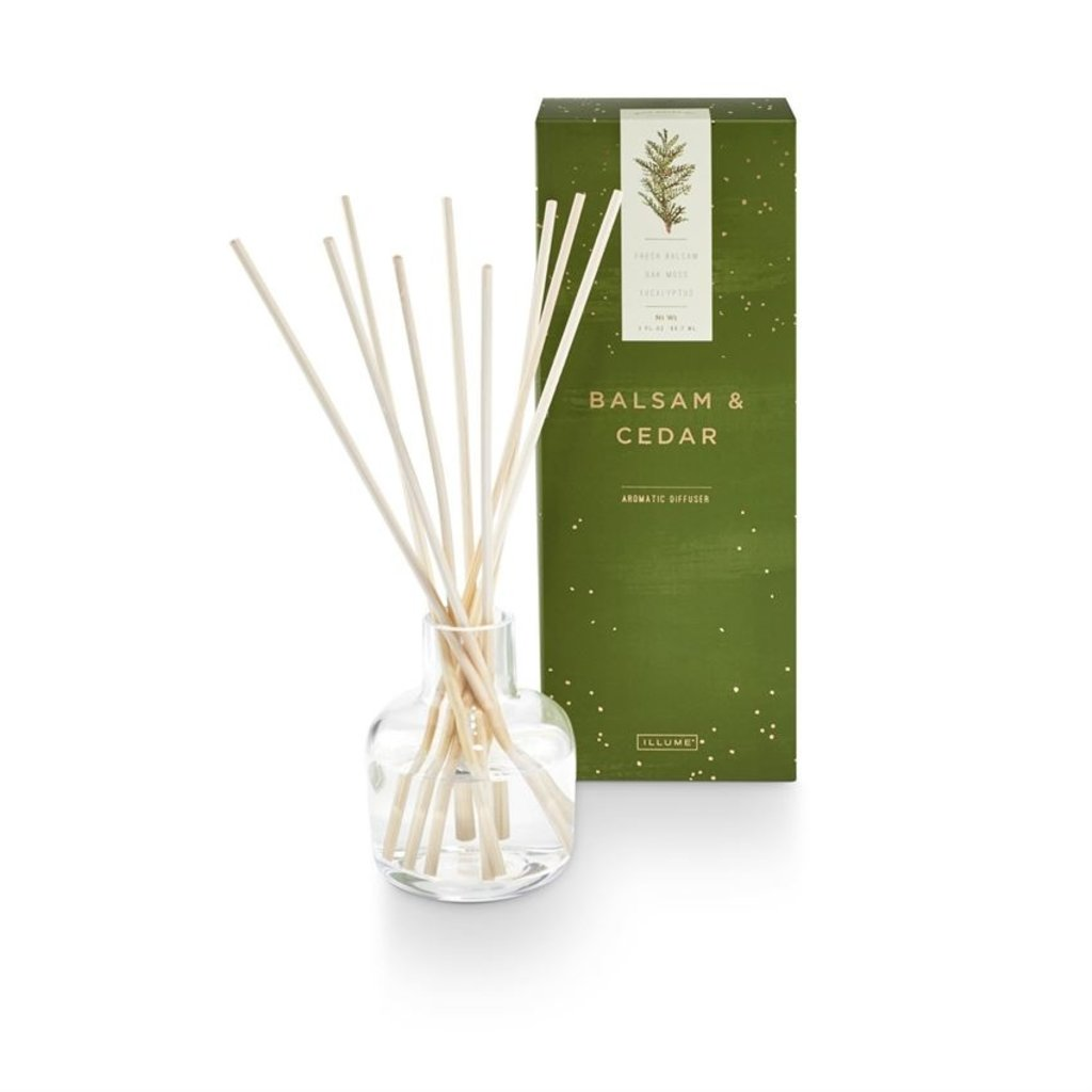 Illume Holiday Diffuser Set