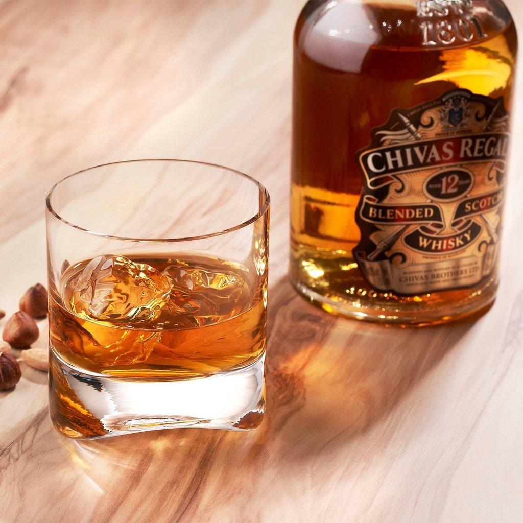Slate Arch Whiskey Glass