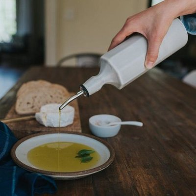 The Bright Angle Elixir Olive Oil Bottle