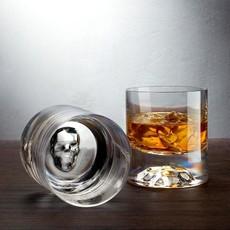 Slate Shade Whiskey Glass
