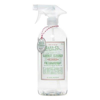 Barr Co Fir & Grapefruit Surface Cleaner