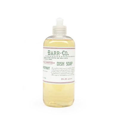 Barr Co Fir & Grapefruit Dish Soap