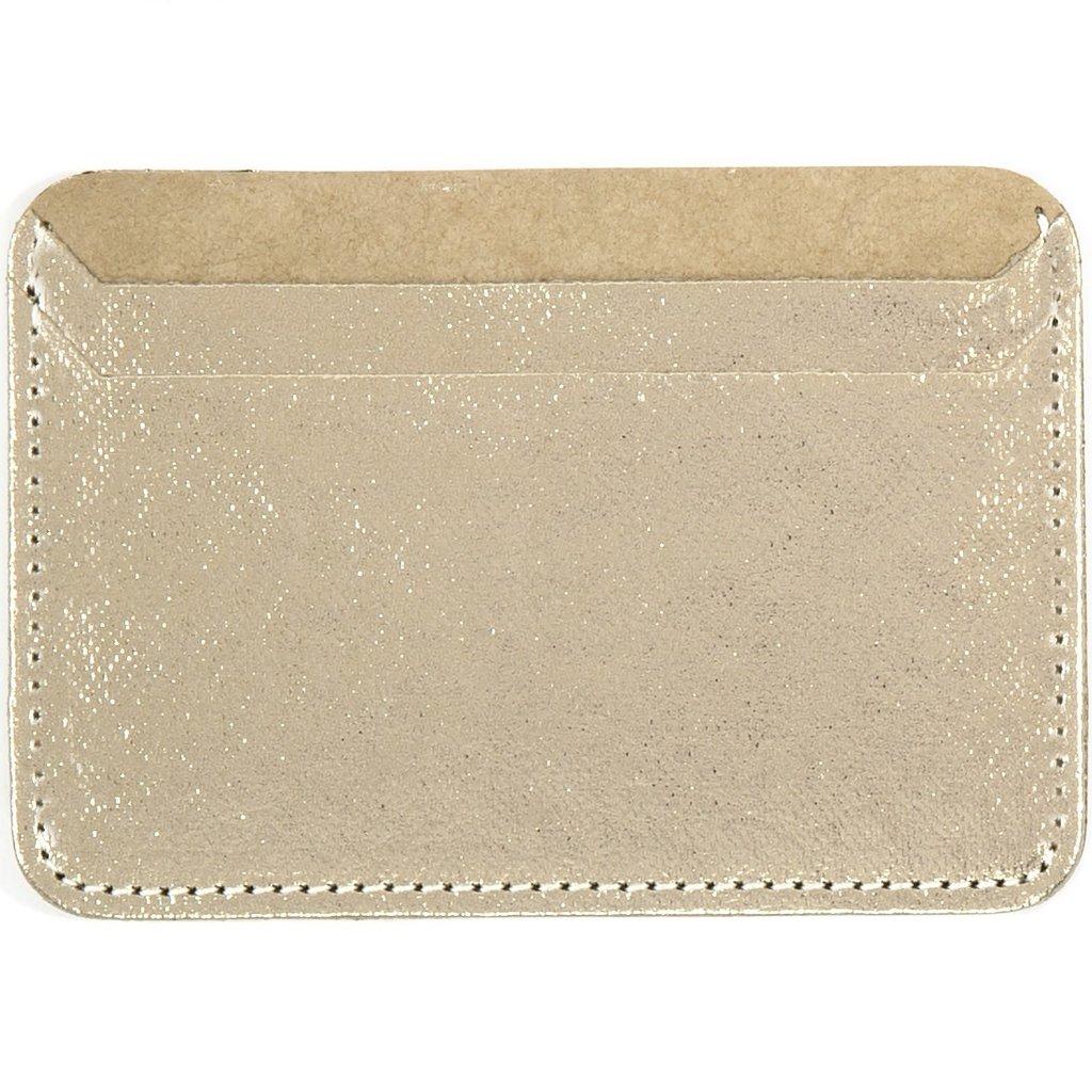 Uashmama Siena Card Holder Metallic