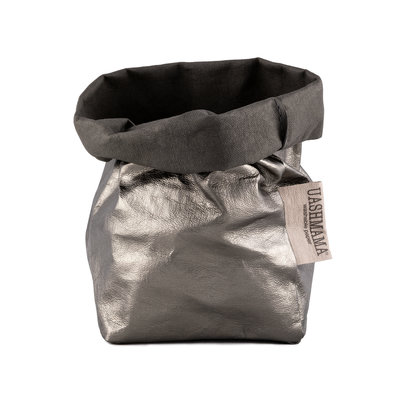 Uashmama Paper Bag Metallic