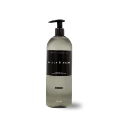 2-in-1 Shampoo/Body Wash