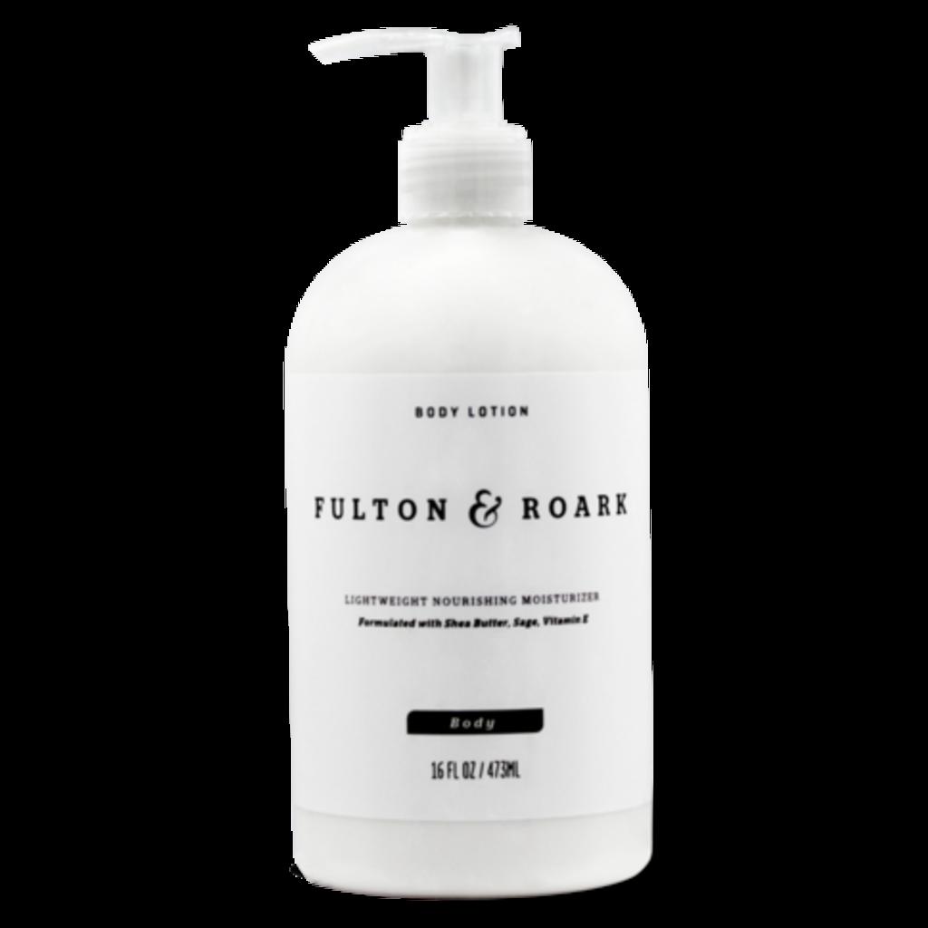 Fulton and Roark Fulton & Roark Hand + Body Lotion 16oz