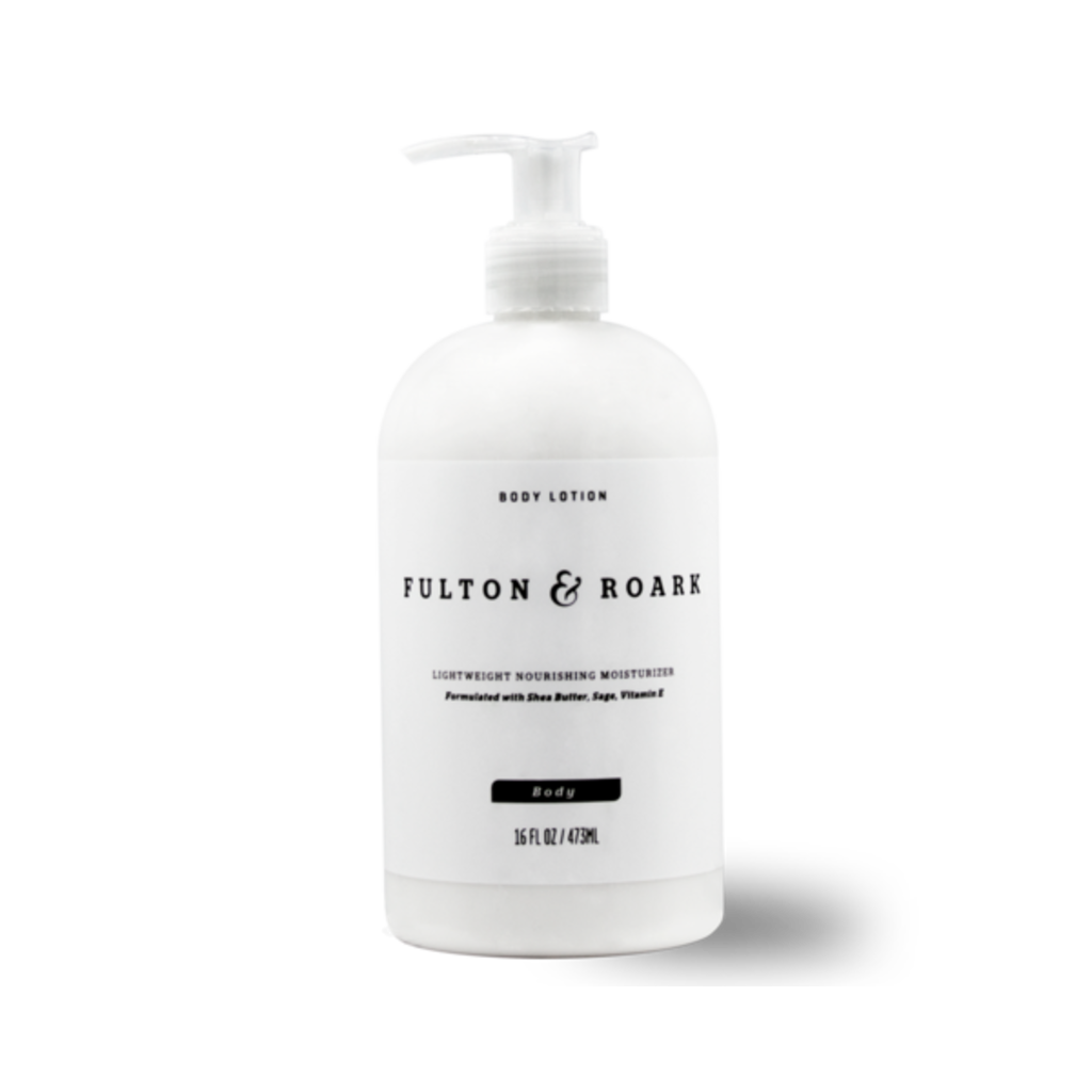 Fulton and Roark Fulton & Roark Hand + Body Lotion 16oz