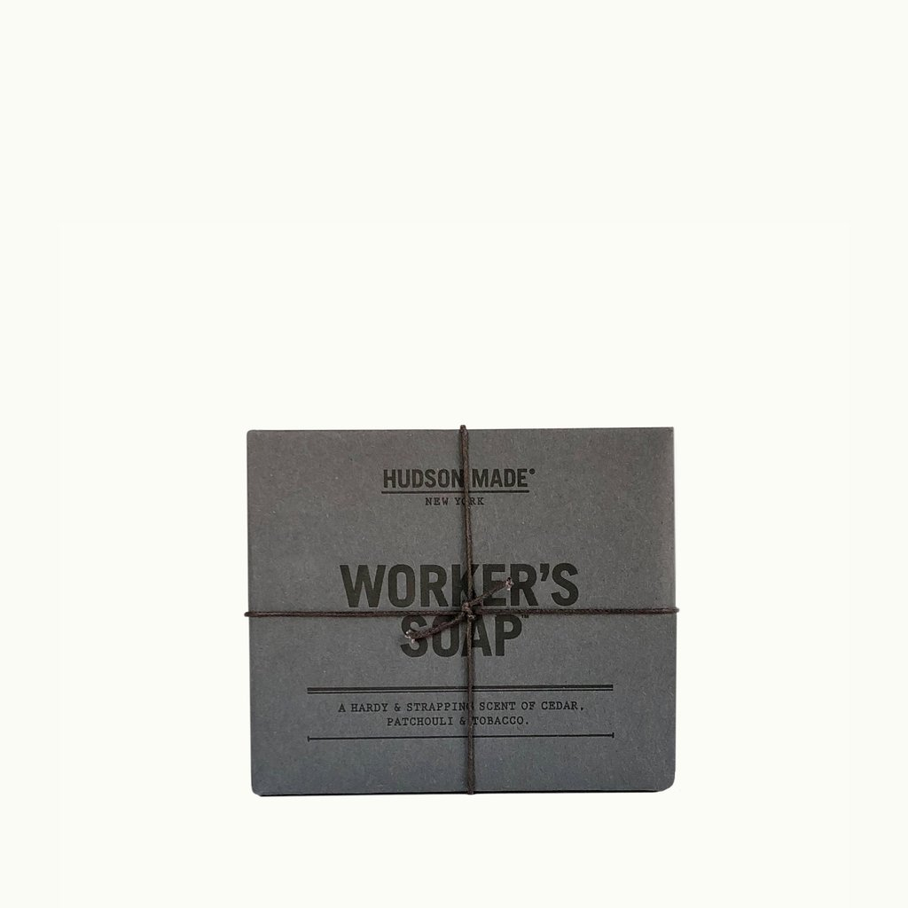 Hudson Made NY Worker's Soap