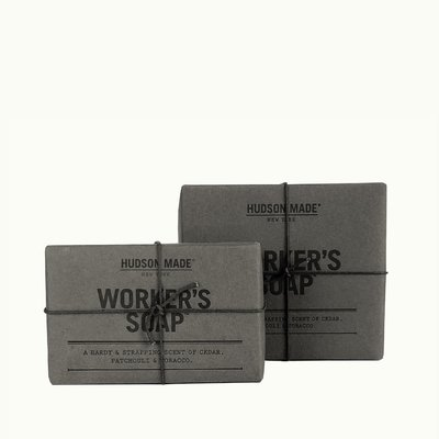 Hudson Made NY Worker's Soap