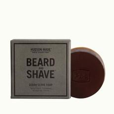 Hudson Made NY Beard & Shave Soap