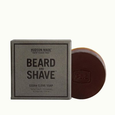 Hudson Made NY Beard & Shave Soap