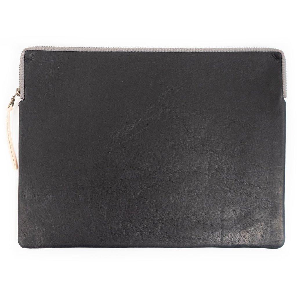 "Rustico 13"" Leather Tech Sleeve"
